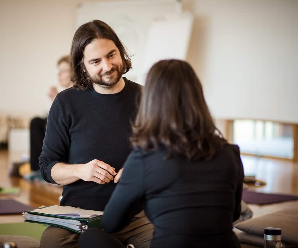 Joe Simek, Yoga Therapist, Yoga Teacher & Studio Owner/Director
