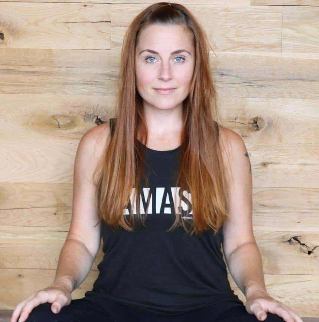 Joni Newfrock, Yoga Teacher